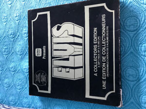 A Collectors Edition of Elvis Records:REDUCED