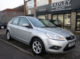 2011 Ford Focus 1.6 ( 100ps ) Sport 5DR 60 REG Petrol Silver