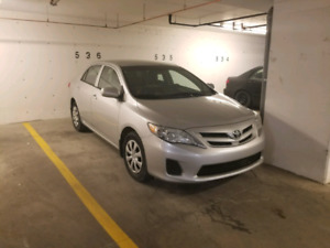 Toyota Corolla 13 .Orginal Owner.Clean Car Proof