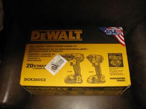 Brand New Dewalt cordless 20 v drill/driver