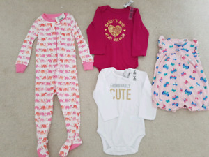 Baby Girl Clothing (9-12 months) NEW