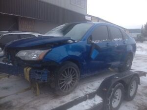 PARTING OUT: 2010 Ford Focus SES 4 Dr sedan London Ontario image 5