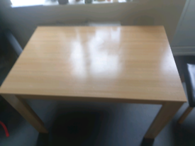 Kitchen Table and 4 chsir