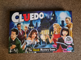 Brand New Cluedo Board game Never Used
