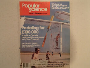 Vintage Popular Science Magazine December 1978 GC Sarnia Sarnia Area image 1