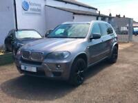 2009 BMW X5 XDRIVE 35D M-SPORT 5S AUTO TWIN TURBO 282 BHP~1 PREVIOUS OWNER~
