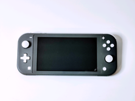 Nintendo Switch Lite - Grey (incl. case)