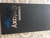 Samsung S7edge still sealed