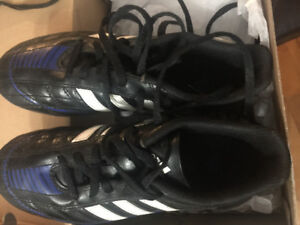 Soccer cleats for sale.