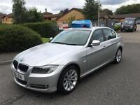 2011 BMW 3 Series 2.0 318d Exclusive 4dr