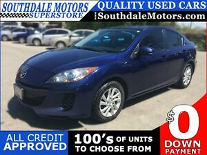 2012 MAZDA 3 I TOURING * BLUETOOTH * POWER GROUP * CRUISE CONTRO
