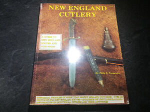 New England Cutlery by Philip R Pankiewicz Bowie Hunter Knives