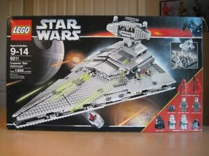 Lego 6211 Star Wars Imperial Star Destroyer complet avec boite