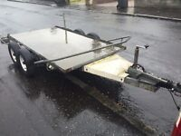 1.5 ton carrying trailer