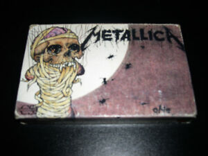 Metallica - One (EP) (1988) cassette audio Heavy Metal