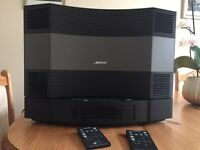 BOSE Wave stereo system with 6 disk changer