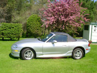 2002 Mazda MX-5 Miata automatique