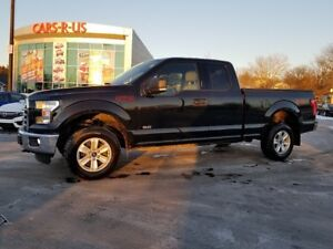 2015 Ford F-150 XLT 5.0 Super Cab 4x4