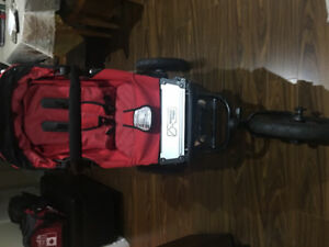 Mountain Buggy's New Stroller