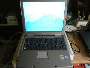 4 Laptops working Win Xp see details