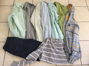 Men's lot of clothes