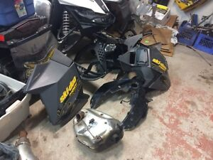 Parting out 08 rev XP 800 also buying sleds 7289733 St. John's Newfoundland image 2