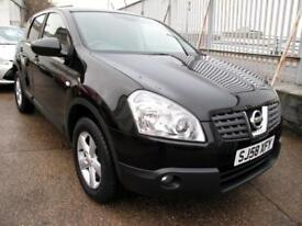 2008 58 Nissan Qashqai 1.6 2WD Acenta 87K, Panoramic Roof, Parking Sensors