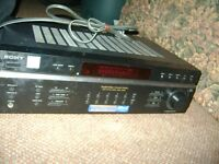 SONY  STEREO RECIEVER HIGH POWER AMPLIFIER