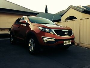 Kia Sportage 2011 model excellent condition Seaford Meadows Morphett Vale Area Preview