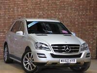 Mercedes-Benz M-Class Ml350 CDi BlueEfficiency Grand Edition 3L 5dr