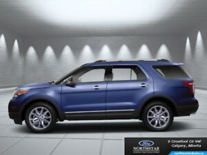 2012 Ford Explorer Limited  - Leather Seats -  Bluetooth - $234.