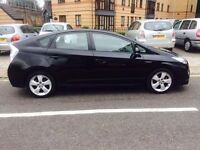 Toyota PRIUS 2011 1.8 T-sprit hybrid automatic PCO available Black