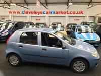 2004 FIAT PUNTO 1.2 Active From GBP1350+Retail package.