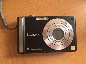 Great Condition Point & Shoot: Panasonic DMC-FS20 10 Mega Pixel London Ontario image 3