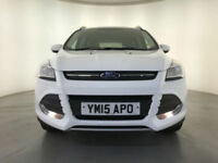 2015 FORD KUGA ZETEC TDCI DIESEL 1 OWNER FORD SERVICE HISTORY FINANCE PX WELCOME