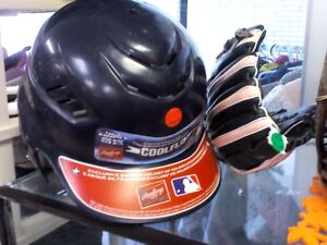 Baseball Hat and Glove,HEARTBEAT Thrift Store,BayView Mall,Bell