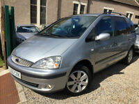 ✿55-reg Ford Galaxy 1.9 TDI Zetec 5dr ✿7 SEATER✿ TURBO DIESEL✿