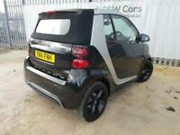 2014 smart fortwo cabrio 1.0 GRANDSTYLE EDITION 2d 84 BHP Convertible Petrol Sem