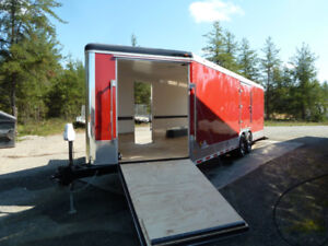 (New) 2017 Royal Cargo 29ft. Enclosed Trailer