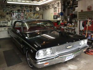 1963 Ford Galaxy 500xl