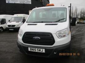 Ford Transit 2.2TDCi ( 125PS ) ( EU5 ) ( RWD ) 350M 1-Way 350 MWB