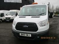 Ford Transit 2.2TDCi ( 125PS ) ( EU5 ) ( RWD ) 350M 1-Way 350 MWB