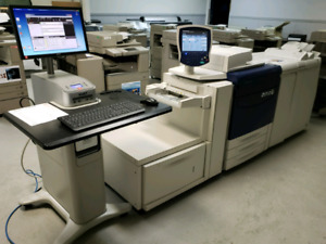 Xerox Press production Printer Copier C60 C70 700 700i C75 J75