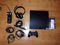 Playstation 3 Slim 250GB with Accessories