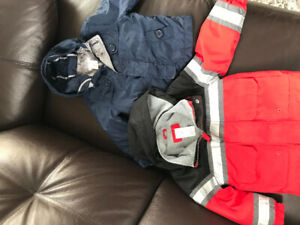 Toddler Boys Spring Jackets 18-24 months