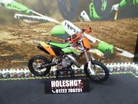 KTM SX 50 Motocross Bike Ohllins shock