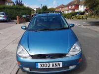Ford Focus Ghia 2.0 petrol 5dr