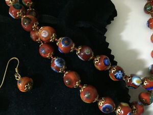Spectacular necklace from Venice Italy London Ontario image 5
