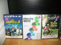 Lot de DVD / films