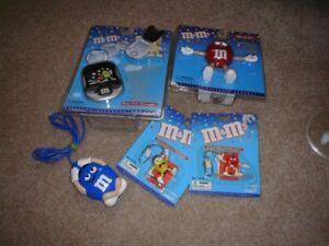 m and m memorabilia